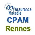 CPAM Rennes Horaires, Adresse