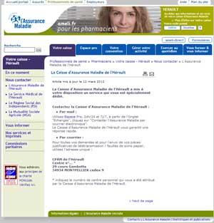 ouverture assurance maladie