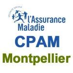 CPAM Montpellier Horaires, Tel, Adresse