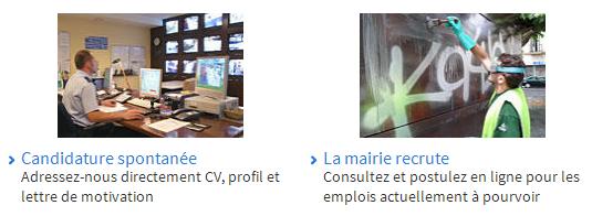 Accédez aux offres de recrutement et postulez en ligne sur le CCAS de Bordeaux