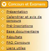 Accédez aux résultats des concours et examens du CDG 48