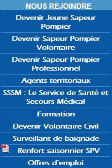 Vous pouvez trouver toutes les informations sur le portail du SDIS 56 pour le rejoindre